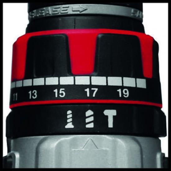 Einhell TE-CD 18/50 Li-I BL Akumulatora triecienurbmašīna