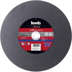 KWB by Einhell Abrazīvais disks metālam 355mm