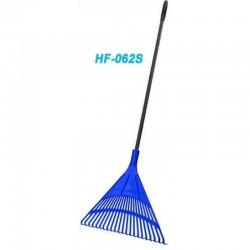 DIXTEN HF 062S Plastmasas grābeklis ar metāla kātu 50x45x165cm