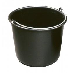 Plastmasas spainis 12L melns