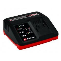 Einhell Power-X-Change ātrās uzlādes akumulatoru lādētājs 18V 4A