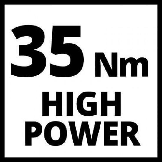 Einhell TC-CD 18/35 Li Solo Akumulatora skrūvgriezis/urbjmašīna