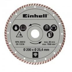 Einhell Dimanta griešanas disks 180x25.4mm