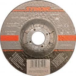 Slīpēšanas disks 125x6x22mm Stohr