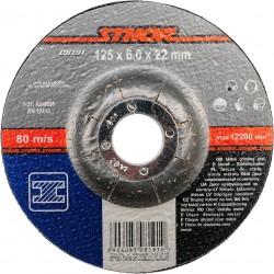 Slīpēšanas disks 115x6x22mm Stohr