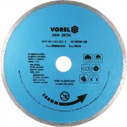 Dimanta disks flīzēm 180mm Vorel