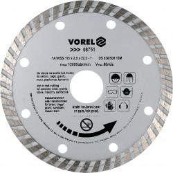 Dimanta disksTURBO 115mm Vorel