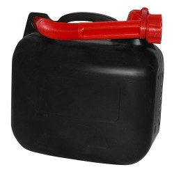 Degvielas kanna melna 10L Stend pro