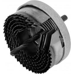 Kroņurbju komplekts ar rūdītiem zobiem 17mm, d-26-63mm, 7gb., Vorel