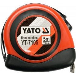 Mērlenta 5mx16mm ar magnētu Yato