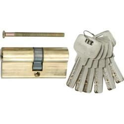 Atslēgas serdenis misiņa 62mm,6 atslēgas,31/31mm Vorel