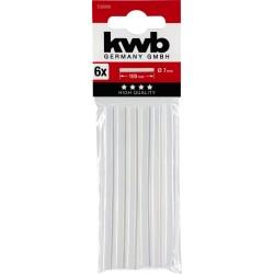 KWB by Einhell Līmes stienīši 11x150mm 24gb.