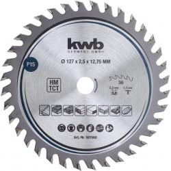 KWB by Einhell TCT zāģa asmens 210x30x2.4mm 48Z